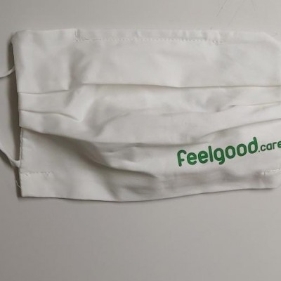 Stoffen mondmasker Feelgood.care VOLW