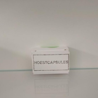 Hoestcapsules