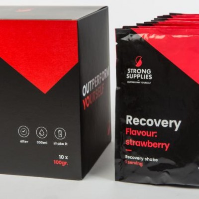 Strong Supplies Recovery Strawberry