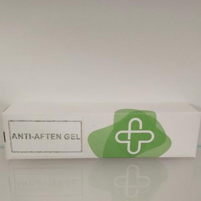 Anti-aften gel